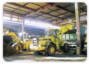 バーク堆肥の製造 供給機