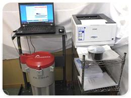 バーク堆肥を応用した園芸用、農業用培養土 食品放射能分析機